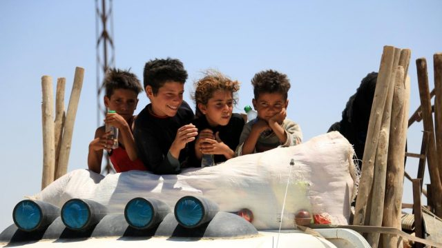Refugiats: obligats a fugir per sobreviure