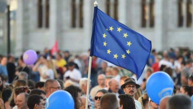 Bandera Unió Europea