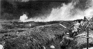 Trinxeres Primera Guerra Mundial