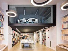 Interior de les instal·lacions de LCI Barcelona.