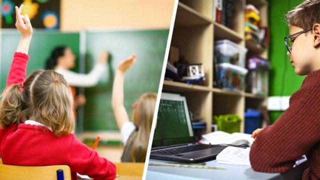 Els centres educatius han hagut d'adaptar-se a la formació virtual com a conseqüència de la pandèmia de coronavirus.(Acer)