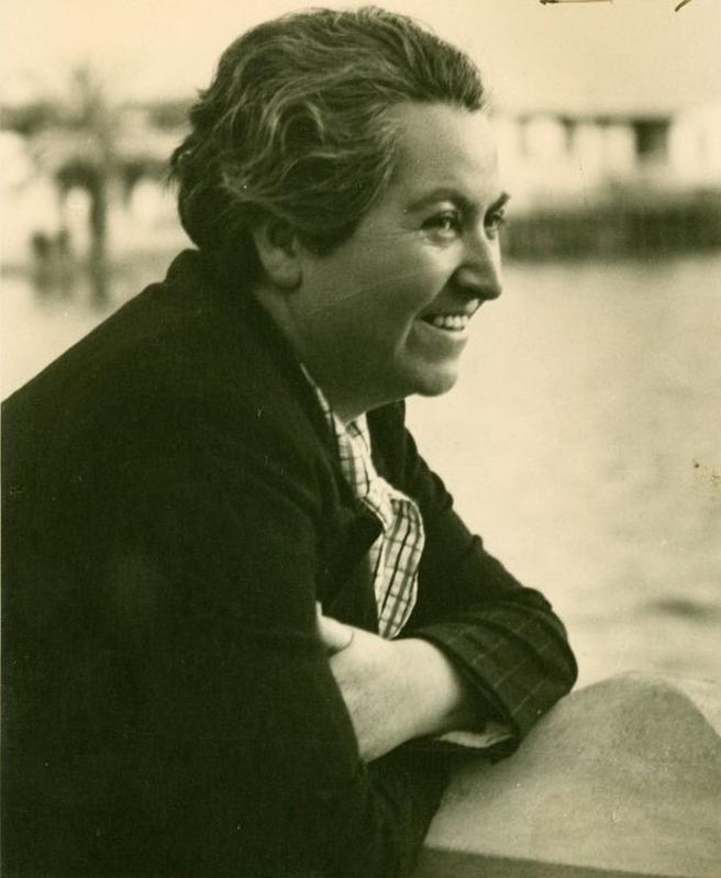 La PremiNobel de Literatura, GabrielaMistral.WikimediaCommons