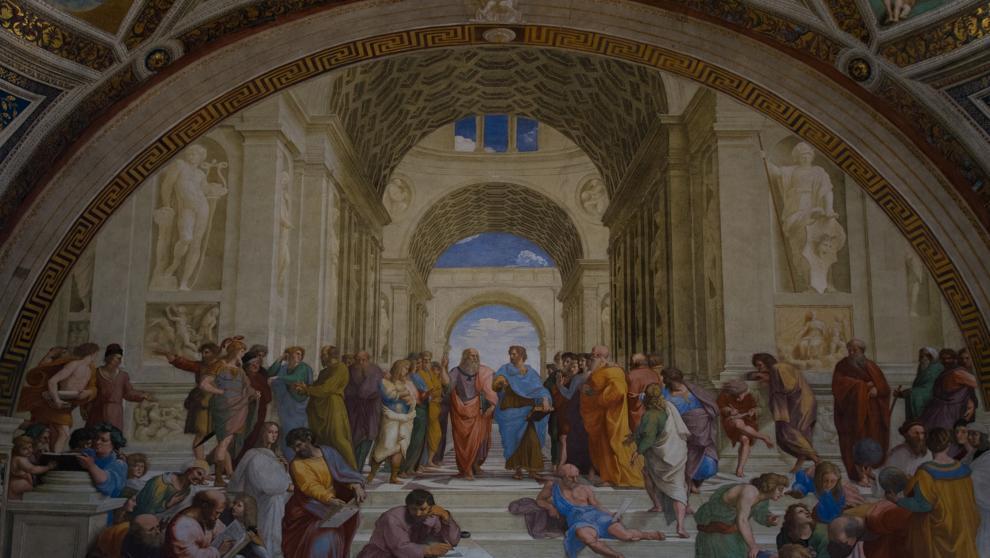 L'Acadèmia del filòsof grec Platón. (Javiermirapeidro/Pixabay)