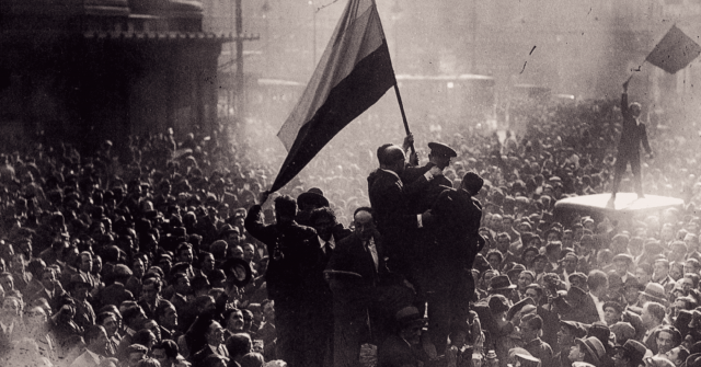 Proclamació de la Segona República Espanyola (Madrid, 1931)