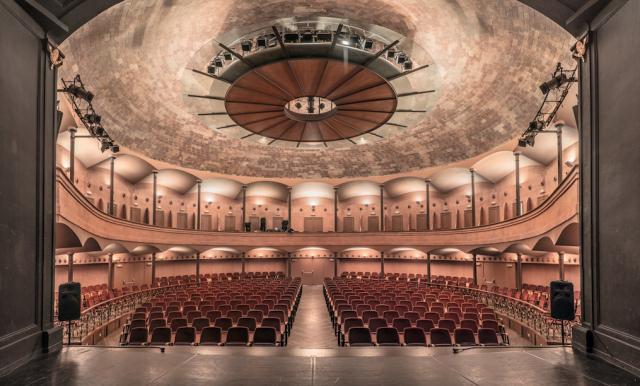 Teatre La Massa, Vilassar de Dalt (Maresme)