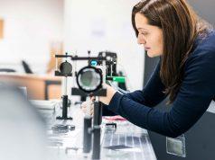 Laura Torino, investigadora de la divisió d'Aceleradors del Sincrotró ALBA.