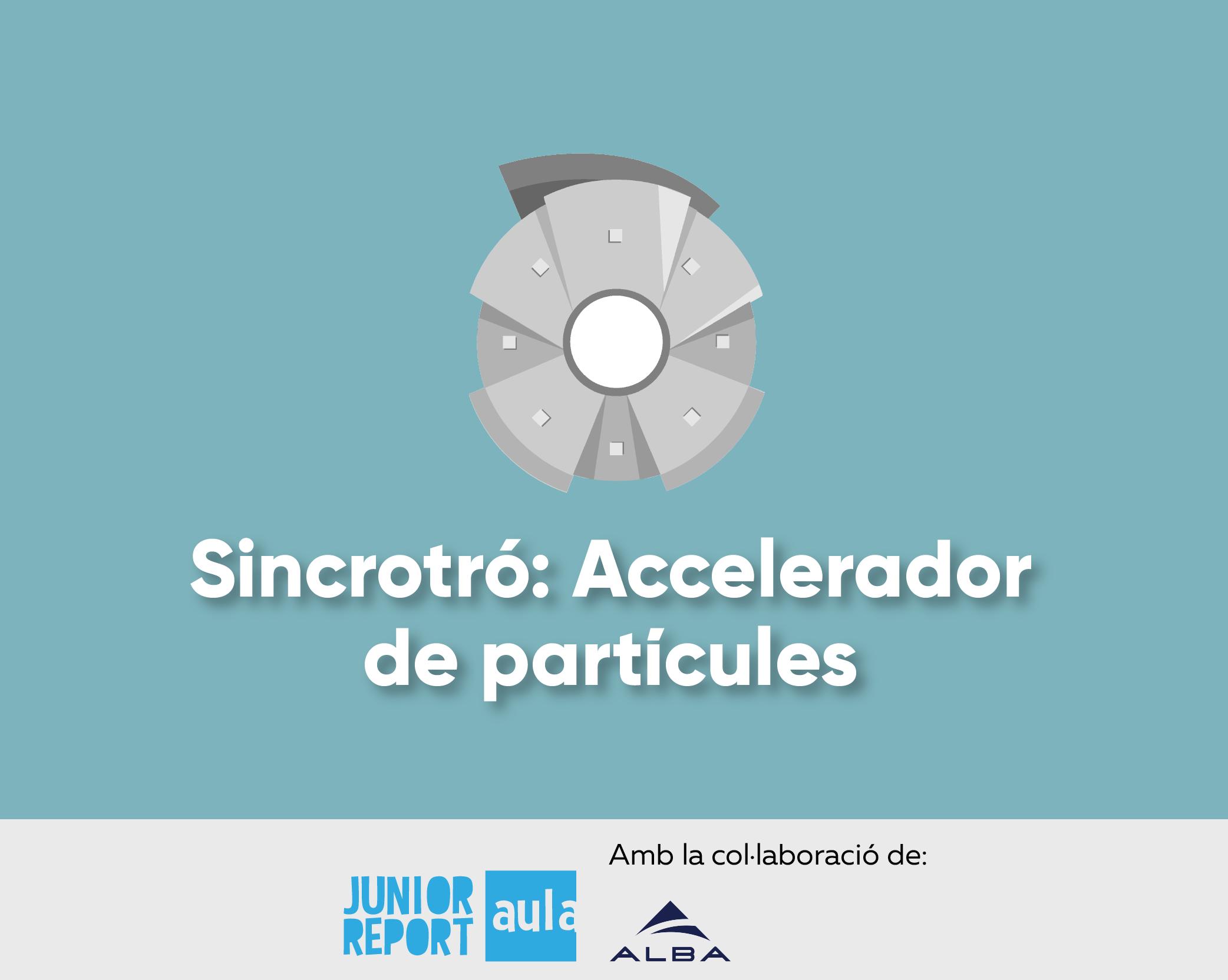 UD Sincrotró ALBA sobre l'accelerador de partícules