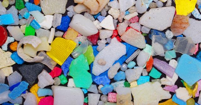 Microplastics Residus Plastics