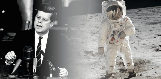 Lluita per la carrera espacial entre els Estats Units i la URSS