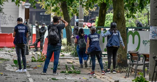 Protestes Colòmbia