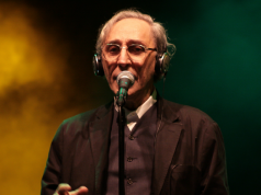 El cantant Franco Battiato