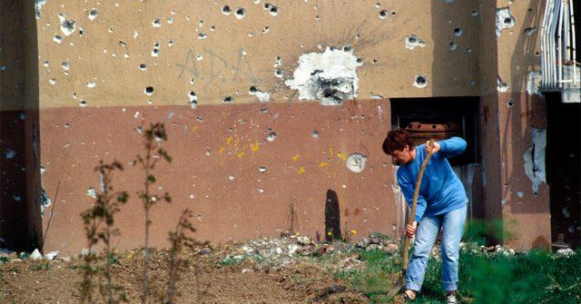 Guerra Balcans Sarajevo