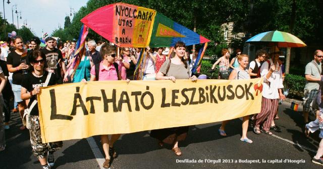 Hongria Drets Homosexuals