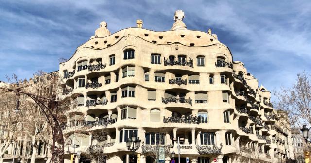 Modernisme La Pedrera