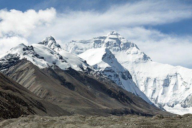 L'Everest, la muntanya més alta del món