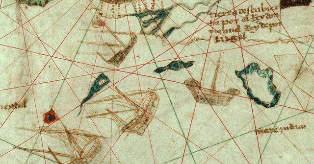 Mapa 1500 Juan de la Cosa