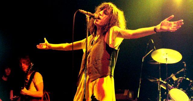 Patti Smith Rockera