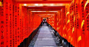 Temple Fushimi-Inari-taisha