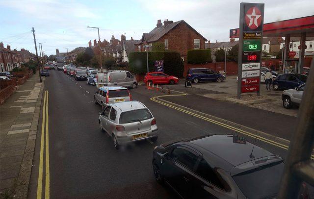 Gasolinera UK