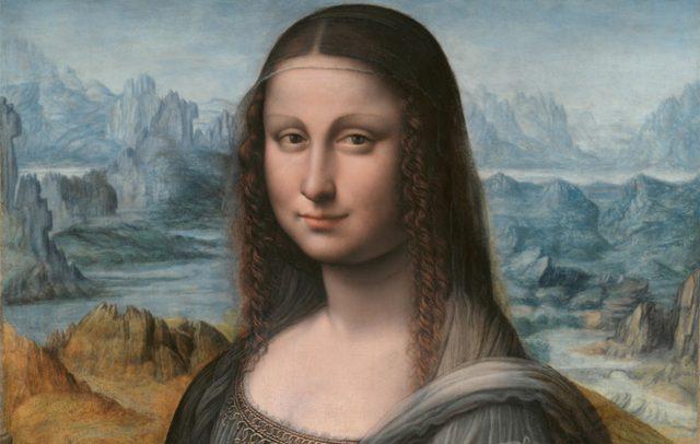Mona Lisa El Prado