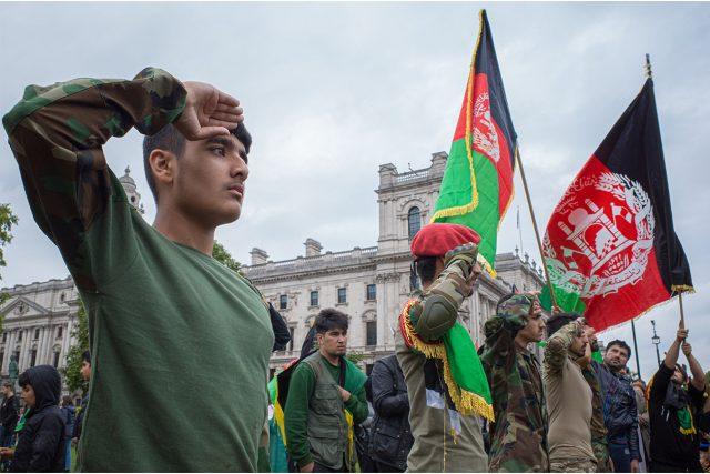 Talibans a l'Afganistan